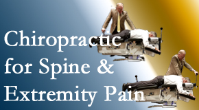 Shoreline Medical Services/ Hutter Chiropractic Office uses the non-surgical chiropractic care system of Cox® Technic to relieve back, leg, neck and arm pain.