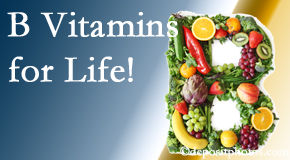 Hutter Chiropractic Office shares the importance of B vitamins to prevent diseases like spina bifida, osteoporosis, myocardial infarction, and more!