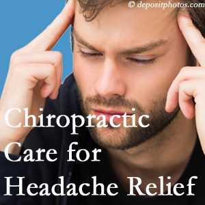 Hutter Chiropractic Office offers Groton chiropractic care for headache and migraine relief.