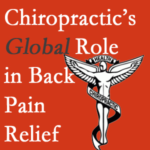 Hutter Chiropractic Office is Groton's chiropractic care hub and is excited to be a part of chiropractic as its benefits for back pain relief grow in recognition.