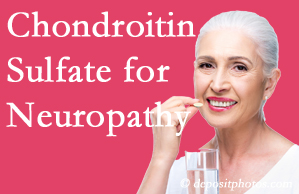 Hutter Chiropractic Office shares how chondroitin sulfate may help relieve Groton neuropathy pain.