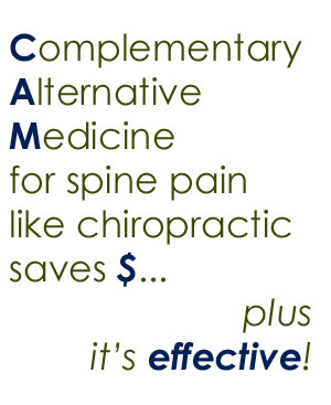 spine pain help from Groton chiropractors