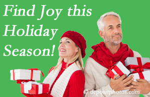 Hutter Chiropractic Office wishes joy for all our Groton back pain patients to improve their back pain and their outlook on life.