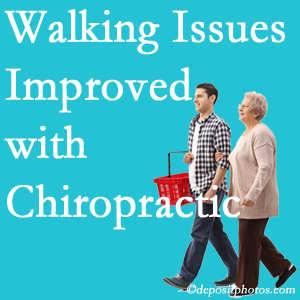 If Groton walking is a problem, Groton chiropractic care may well get you walking better.