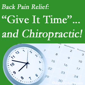 Groton chiropractic assists in returning motor strength loss due to a disc herniation and sciatica return over time.
