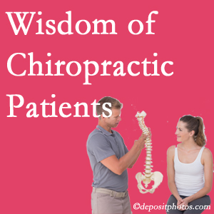 Many Groton back pain patients choose chiropractic at Hutter Chiropractic Office to avoid back surgery.